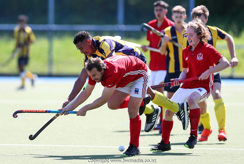 Intercity Hockey, Auckland Premier, Eden Roskill v WDHC, Lloyd Elsmore Park, Saturday 26 September. Photo: Simon Watts/www.bwmedia.co.nz
