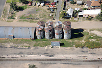 Clayton, New Mexico.  Silos.  Sept 2013. 84032