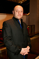 Nov 2005-Tony Calabretta<br /> Premiere MAURICE RICHARD, PLace des Arts