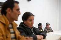 2014/09/24 Berlin | Zentrale Aufnahmeeinrichtung des Landes Berlin für Asylbewerber