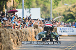 Team 彬工廠犇車隊  in action during the Red Bull Soapbox Race 2017 Taipei at Multipurpose Gymnasium National Taiwan Sport University on 01 October 2017, in Taipei, Taiwan. Photo by Victor Fraile / Power Sport Images