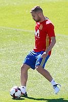 Spain's Jordi Alba during training session. June 5,2017.(ALTERPHOTOS/Acero)