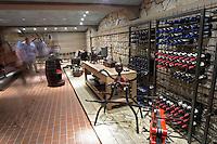 Winery tools. Winery museum. Domaine Gerovassiliou, Epanomi, Macedonia, Greece.