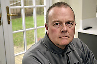 Pictured: Dr Peter O'Keefe<br /> Re: A heart surgeon who has accepted a cash settlement from the health board he accused of sacking him unfairly is now working as an Uber taxi driver.<br /> Peter O'Keefe, was working as a consultant cardiac surgeon at the University Hospital of Wales in Cardiff and was suspended for more than three years. Health workers accused him of bullying and harassing them before being dismissed.<br /> An employment tribunal case, which was due to begin yesterday, was called off after Cardiff & Vale University Health Board reached a settlement agreement with him.