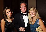 From left: Katharine Newman, Clay Robinson and Margaret Robinson at the Houston Symphony Opening Night Diner Saturday Sept. 11,2010.(Dave Rossman/For the Chronicle)