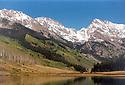 PINEY LAKE<br /> NEAR VAIL, COLORADO
