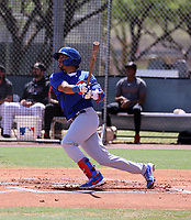 Rafael Morel - Chicago Cubs 2021 spring training (Bill Mitchell)