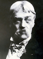 "Frank Furness"" Portrait, 1906."