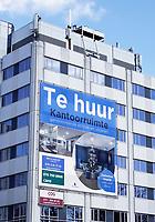 Nederland Den Haag -  maart 2021. Kantoorruimte te huur.    Foto ANP / Hollandse Hoogte /  Berlinda van Dam