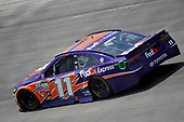 Monster Energy NASCAR Cup Series<br /> AAA 400 Drive for Autism<br /> Dover International Speedway, Dover, DE USA<br /> Sunday 4 June 2017<br /> Denny Hamlin, Joe Gibbs Racing, FedEx Express Toyota Camry<br /> World Copyright: Nigel Kinrade<br /> LAT Images<br /> ref: Digital Image 17DOV1nk10635