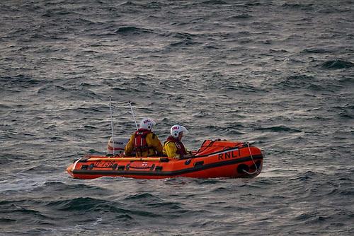 File image of Portrush RNLI's inshore lifeboat