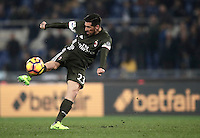 Calcio, Serie A: Lazio, Stadio Olimpico, 13 febbraio 2017.<br /> Milan's José Ernesto Sosa in action during the Italian Serie A football match between Lazio and Milan at Roma's Olympic Stadium, on February 13, 2017.<br /> UPDATE IMAGES PRESS/Isabella Bonotto