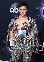 LOS ANGELES, CA - NOVEMBER 24:  Alyson Stoner at the 2019 American Music Awards at the Microsoft Theater on November 24, 2019 in Los Angeles, California. (Photo by Frank Micelotta/PictureGroup)