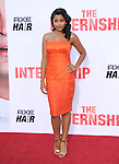 Tiya Sircar at The Twentieth Century Fox World Premiere of The Internship held at The Regency Village Theatre in Westwood, California on May 29,2013                                                                   Copyright 2013 Hollywood Press Agency