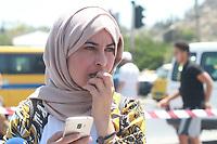 l'émotion des tunisien apres le decés du president beji caid esebsi