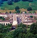 Rhymney Valley in South  Wales  CREDIT Geraint Lewis