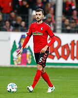Manuel GULDE, SCF ,   , Fussball, 1. Bundesliga  2017/2018<br /> <br />  <br /> Football: Germany, 1. Bundesliga, SC Freiburg vs Bayer 04 Leverkusen, Freiburg, 03.02.2018 *** Local Caption *** © pixathlon<br /> Contact: +49-40-22 63 02 60 , info@pixathlon.de