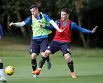 Fraser Aird and Barrie McKay