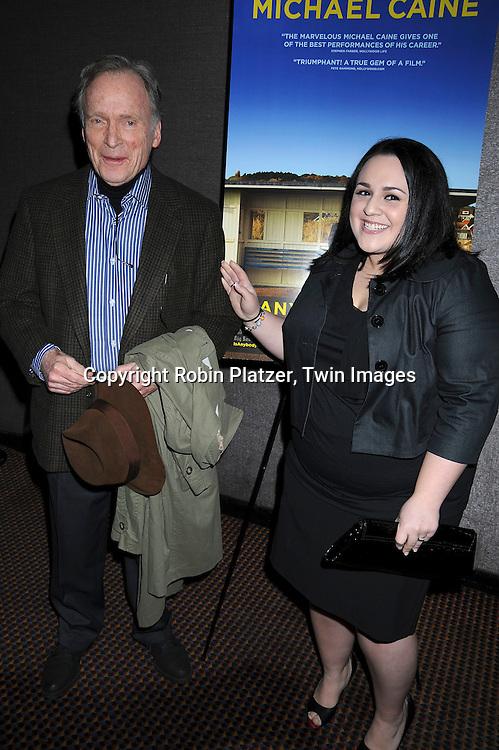 Dick Cavett & Nikki Blonsky
