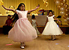 """Sweet 15"".Two younger cousins of Angelica, imagine their own Quinceanera and dance like princesses..Summary.A Quinceanera or Sweet 15 party is a Latina tradition which resembles a lavish wedding. It is part prom, part debutante ball, and  part bar mitzvah, but distinctly latin. It?s a young lady?s wedding, but without the downside of having to have a husband."