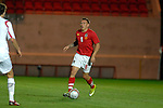 Wales Captain Craig Bellamy during the International Friendly between Wales and Luxembourg at Parc y Scarlets in LLanelli..