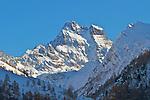 Le mont Viso (en italien monte Viso), culminant à 3 841 mètres, est l'un des plus hauts sommets des Alpes italiennes et le point culminant des Alpes cottiennes. le belvédère ud Viso que l'on atteint depuis le village de l'Echalp au bout de la vallée de Ristolas offre la plus belle vue sur cette montagne