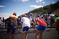 Venga! Venga!<br /> <br /> stage 20: San Lorenzo de el Escorial - Cercedilla (176km)<br /> 2015 Vuelta à Espana