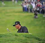 Feb 22, 2009: K.J. Choi on hole 6 during the final round of the Northern Trust Open 2009 in the Pacific Palisades, California.
