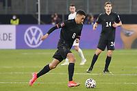 Jamal Musiala (Deutschland Germany) - 25.03.2021: WM-Qualifikationsspiel Deutschland gegen Island, Schauinsland Arena Duisburg