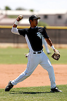 Rio Ruiz (San Gabriel Valley Arsenal) playing in the USA Baseball 16 and Under West Coast Championships at Peoria, AZ and Surprise, AZ - 06/21/2009.Photo by:  Bill Mitchell/Four Seam Images