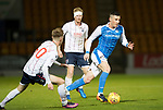 St Johnstone v Ross County…24.10.17…  McDiarmid Park…  SPFL<br />Michael O'Halloran on the attcak<br />Picture by Graeme Hart. <br />Copyright Perthshire Picture Agency<br />Tel: 01738 623350  Mobile: 07990 594431