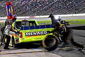 NASCAR Camping World Truck Series<br /> JAG Metals 350<br /> Texas Motor Speedway<br /> Fort Worth, TX USA<br /> Saturday 4 November 2017<br /> Matt Crafton, Ideal Door / Menards Toyota Tundra<br /> World Copyright: Rusty Jarrett<br /> LAT Images