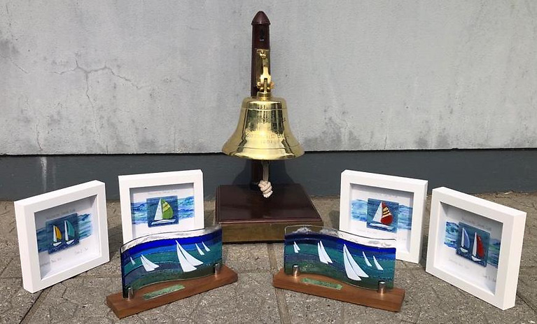 The Gortmore Bell and race prizes
