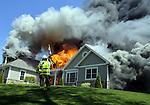 Ellington CT House Fire