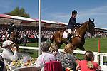 BADMINTON HORSE TRIALS UK