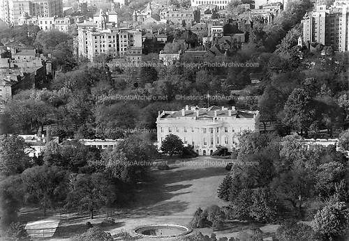0303-06 White House, Washington DC, 1920s