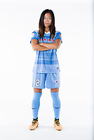 Chicago, IL, USA - Saturday, August 12, 2017: Players for the Chicago Red Stars participate in a photo shoot prior to the start of the National Women's Soccer League season.