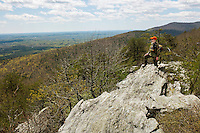 Photography of the Civil Air Photography of the Civil Air Patrol(CAP) MER NC 111 Search and Rescue Squadron,training April 9, 2016 at Hanging Rock State Park.<br /> <br /> Charlotte Photographer - PatrickSchneiderPhoto.com