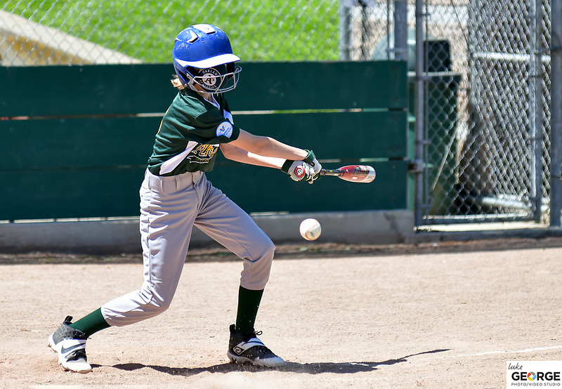 The As scored 16-2 with the Orioles at Benicia Community Park 4/24/21.