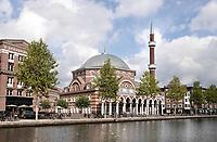 Nederland Amsterdam 2018 . De Westermoskee in stadsdeel de Baarsjes. Foto Berlinda van Dam / Hollandse Hoogte