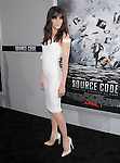 Michelle Monaghan at The Summit Entertainment L.A Premiere of Source Code held at The Cinerama Dome in Hollywood, California on March 28,2011                                                                               © 2010 Hollywood Press Agency