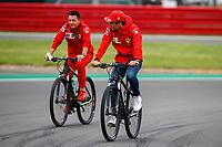15th July 2021, Silverstone Circuit, Northampton, England;  LECLERC Charles (mco), Scuderia Ferrari SF21 during the Formula 1 Pirelli British Grand Prix 2021, 10th round of the 2021 FIA Formula One World Championship