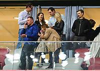 04.09.2017, Warszawa, pilka nozna, kwalifikacje do Mistrzostw Swiata 2018, Polska - Kazachstan, Anna Lewandowska, Poland - Kazakhstan, World Cup 2018 qualifier, football, fot. Tomasz Jastrzebowski / Foto Olimpik<br /><br /> POLAND OUT !!! *** Local Caption *** +++ POL out!! +++<br /> Contact: +49-40-22 63 02 60 , info@pixathlon.de