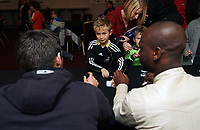 Swans Mascots Xmas Party, 07/12/11, Liberty Stadium.<br /> Picture by: Ben Wyeth<br /> Athena Picture Agency