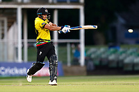 Graeme Van Buuren hits out for Gloucestershire during Kent Spitfires vs Gloucestershire, Vitality Blast T20 Cricket at The Spitfire Ground on 13th June 2021