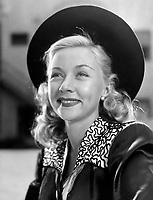 Gloria Grahame in IT'S A WONDERFUL LIFE (1946)