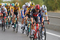 29th August 2020, Nice, France;  CRAS Steff of Lotto Soudal  during stage 1 of the 107th edition of the 2020 Tour de France cycling race, a stage of 156 kms with start in Nice Moyen Pays and finish in Nice