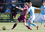 Forfar v St Johnstone…28.07.18…  Station Park    Betfred Cup<br />Blair Alston and John Kelly<br />Picture by Graeme Hart. <br />Copyright Perthshire Picture Agency<br />Tel: 01738 623350  Mobile: 07990 594431