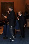 GIOVANNI MALAGO' E GIANNI LETTA<br /> PREMIO GUIDO CARLI - TERZA  EDIZIONE<br /> PALAZZO DI MONTECITORIO - SALA DELLA LUPA<br /> CON RICEVIMENTO  HOTEL MAJESTIC   ROMA 2012