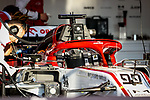 Alfa Romeo Racing ORLEN, Antonio Giovinazzi's car, during the tests for the new Formula One Grand Prix season at the Circuit de Catalunya in Montmelo, Barcelona. February 19, 2020 (ALTERPHOTOS/Javier Martínez de la Puente)
